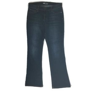 Old Navy Jeans The Flirt Size 6 Boot Cut